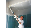 Columbia Automatic Taper in action on ceiling joints